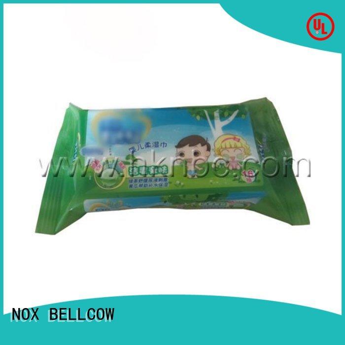 NOX BELLCOW 80pcs best baby wipes series