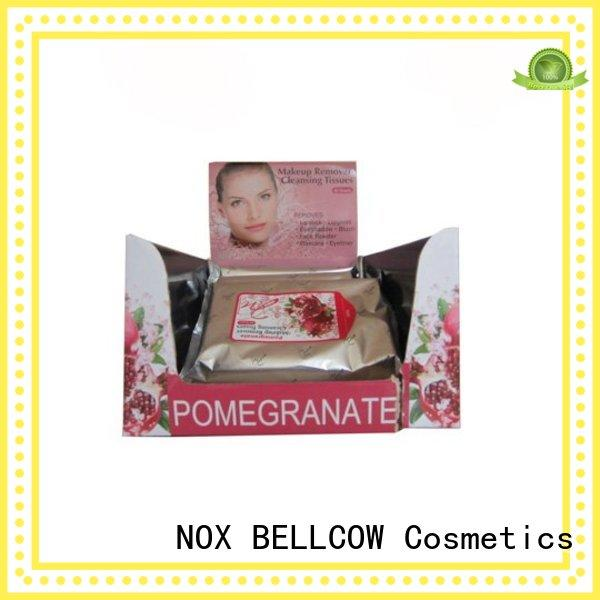 cotton natural makeup remover wipes wipes factory for hand