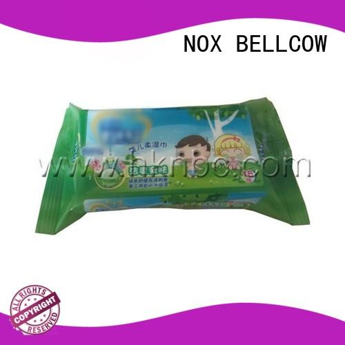 NOX BELLCOW wipes parents choice baby wipes series