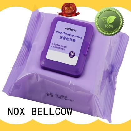 eraser best makeup wipes make for ladies NOX BELLCOW