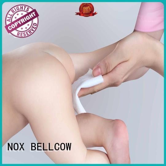 NOX BELLCOW Brand pure tender wipe special best baby wipes