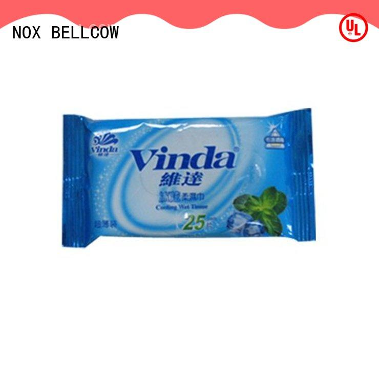 cooling best facial cleansing wipes w1b01 manufacturer for face