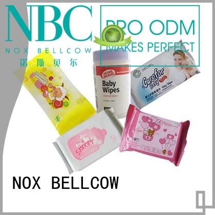 free natural baby wipes wipespecial for skincare NOX BELLCOW
