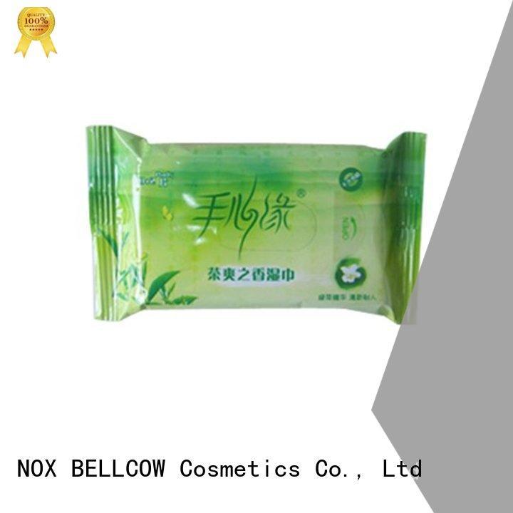 wet men's cleansing wipes tissues supplier for skincare