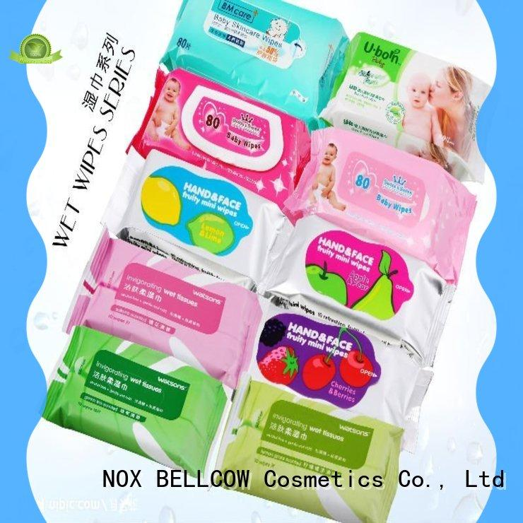 green tea facial cleansing wipes clean wholesale for adult