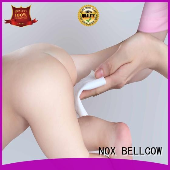 Hot best baby wipes moisturizing NOX BELLCOW Brand