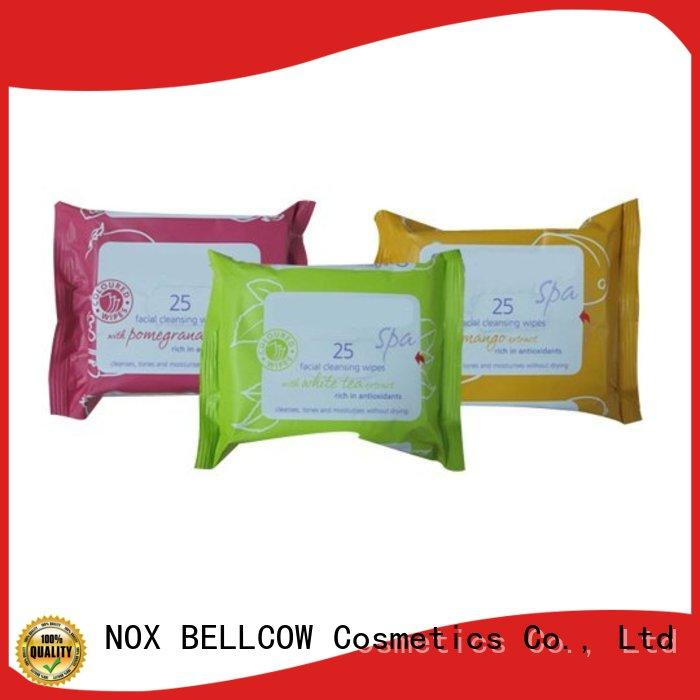 NOX BELLCOW car cleansing wipes wholesale for women