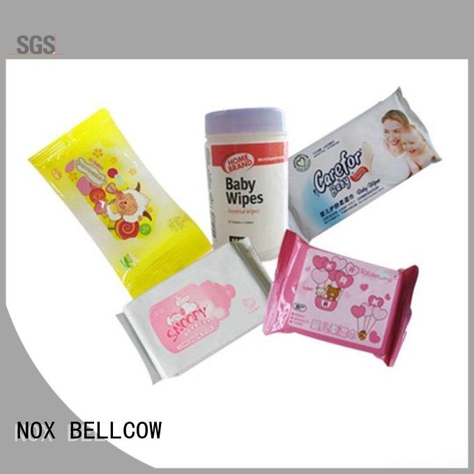 NOX BELLCOW wipespecial best natural baby wipes series for body
