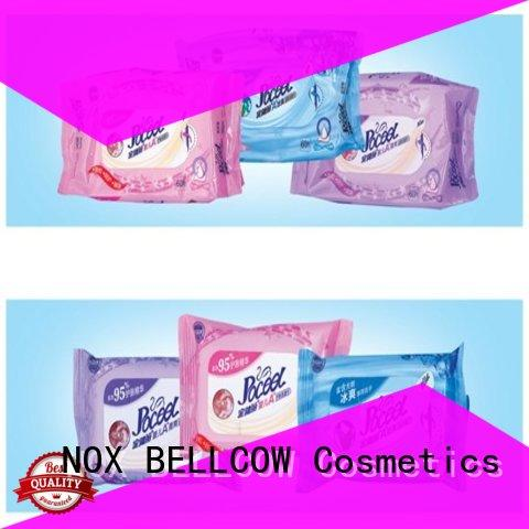 NOX BELLCOW wet pure baby wipes supplier