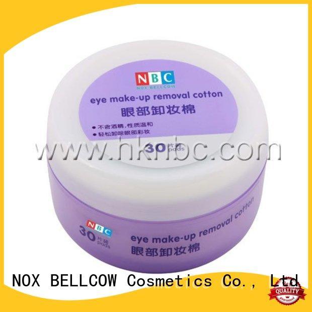 environmentally makeup remover tissue makeupremover supplier for ladies