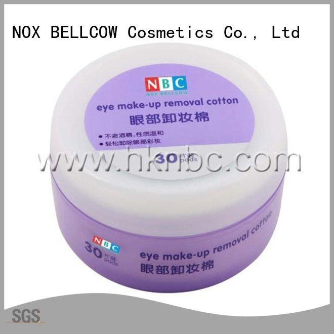 NOX BELLCOW cleansing makeup remover tissue supplier