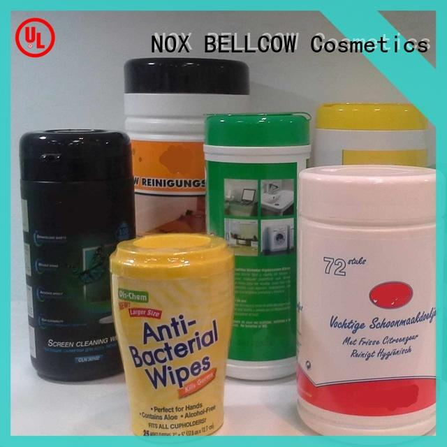 safety nox bellcow cosmetics wet series for ladies