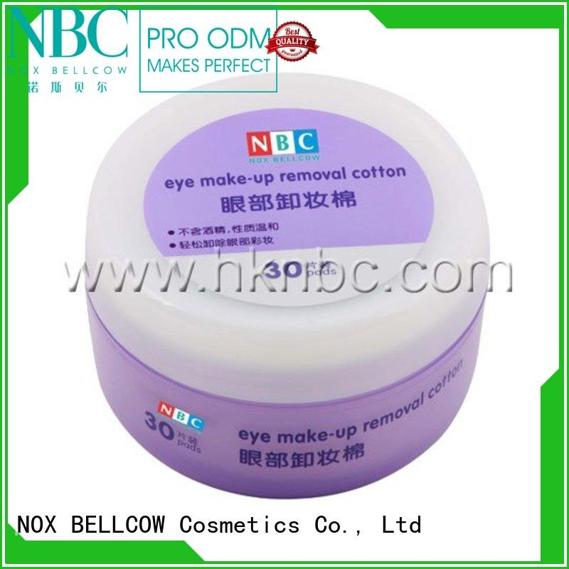 natural facial makeup remover wipes wholesale