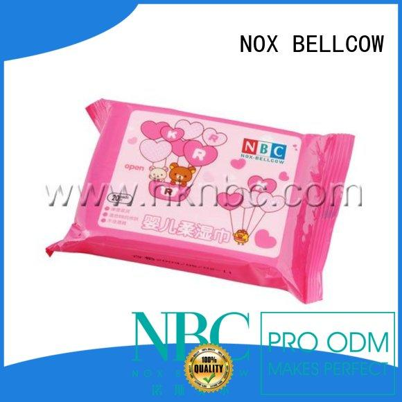 vitamin E nice n clean baby wipes factory for body