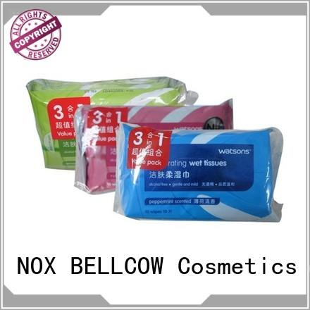 invigorating facial cleansing wipes w1b01 manufacturer for women