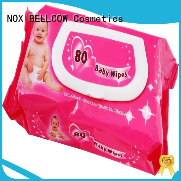 vitamin E best natural baby wipes 380pcs wholesale for ladies