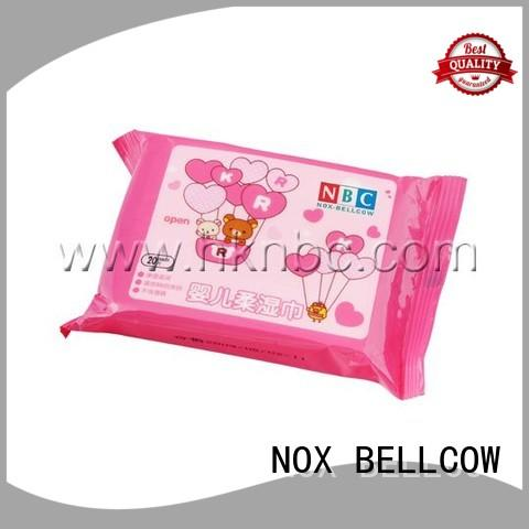 NOX BELLCOW free baby water wipes wholesale for infant