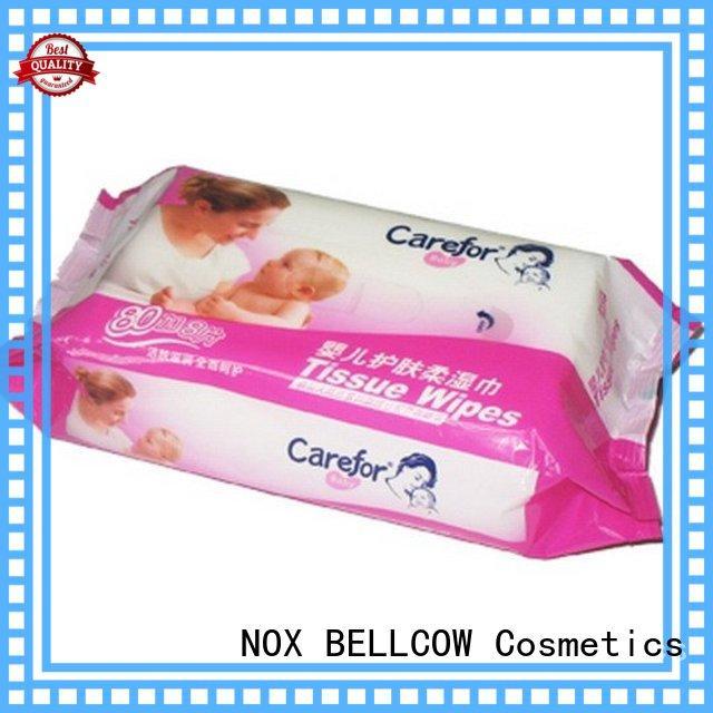 NOX BELLCOW wet best natural baby wipes series