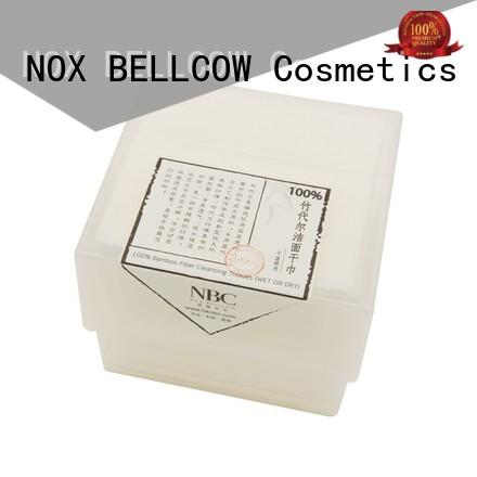 NOX BELLCOW cotton sanitary wipes manufacturer for outdoor