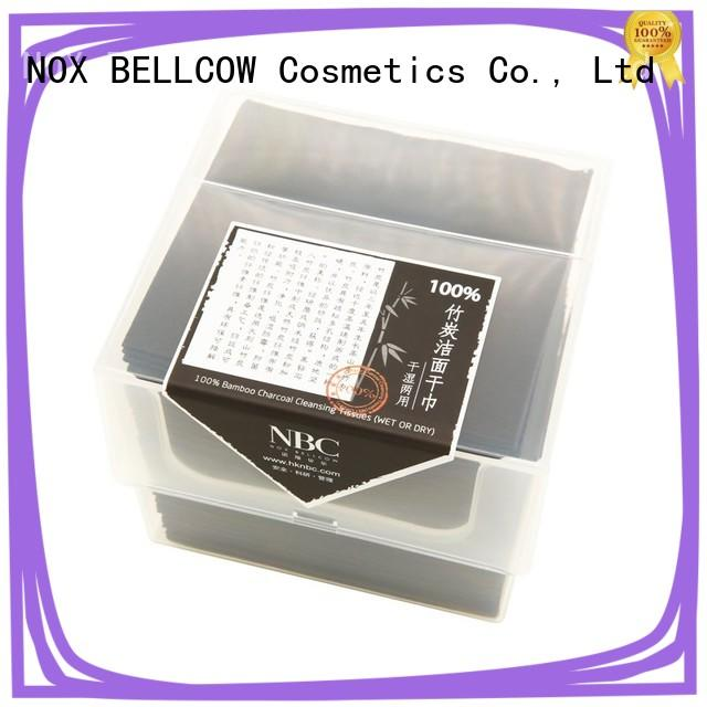 NOX BELLCOW cleansing sanitary wipes manufacturer for travel