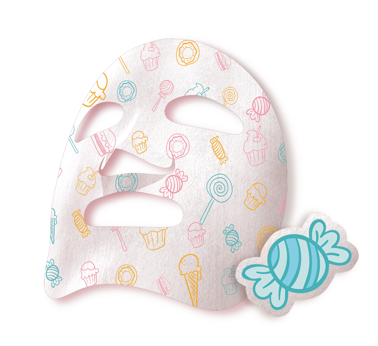 NOX BELLCOW-Facial Face Mask | Manufacturer Of Mom Kid Family Mask-1