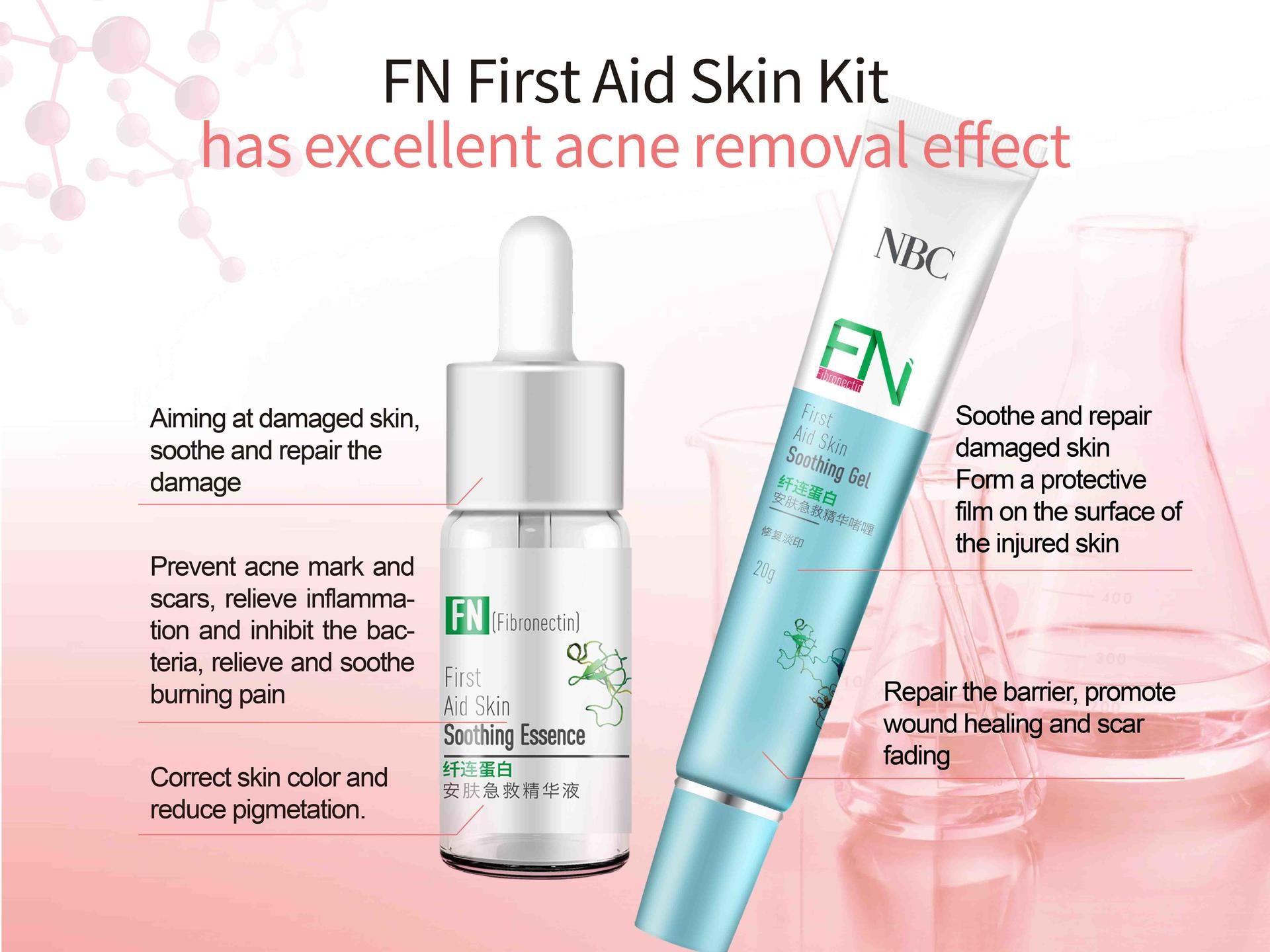 FN*  First Aid Skin Kit