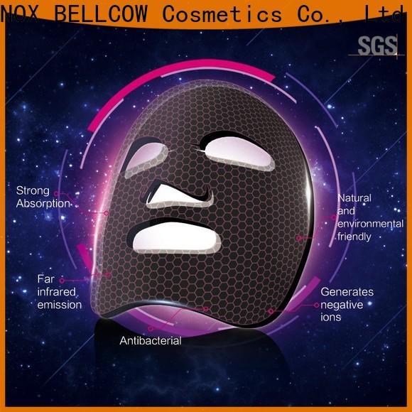 NOX BELLCOW revitalizing korean face mask factory for home
