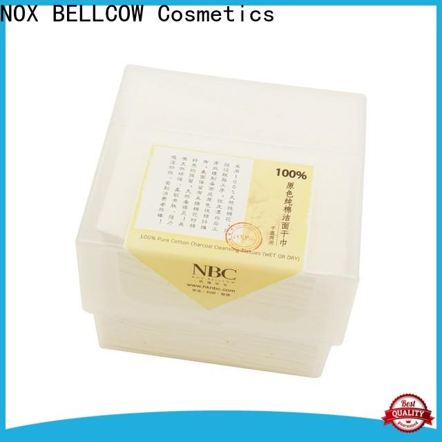 NOX BELLCOW bamboo wet dry wipes manufacturer for home