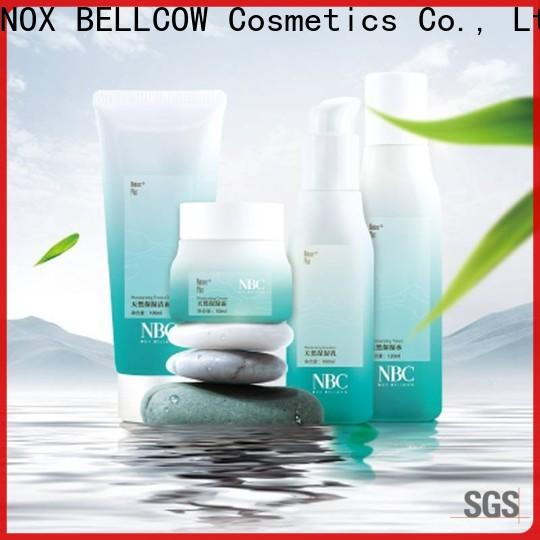 NOX BELLCOW moisturizing customized skin care products series for beauty salon