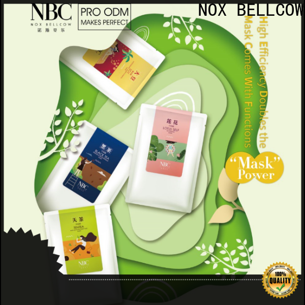 NOX BELLCOW pocket facial mask skin care products series for women