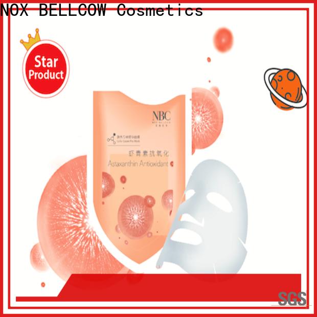 NOX BELLCOW barrier natural face masks supplier for beauty salon