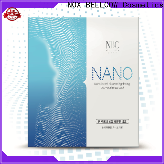 NOX BELLCOW moisturizing facial face mask products wholesale for man