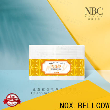NOX BELLCOW Wholesale Make up remover wipes company for ladies