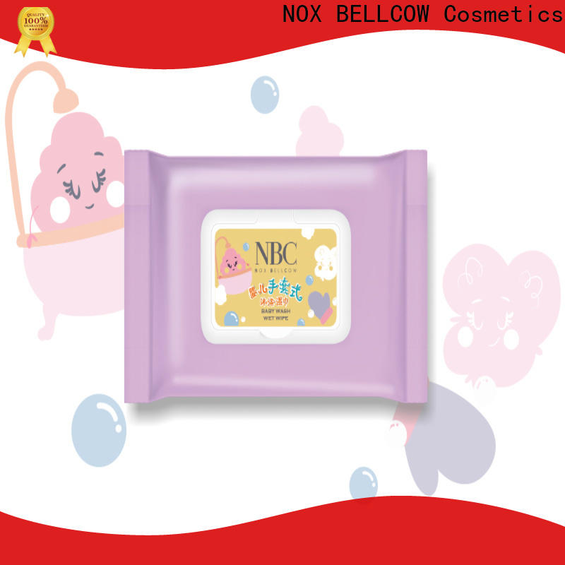 NOX BELLCOW removal wet tissue supplier for women