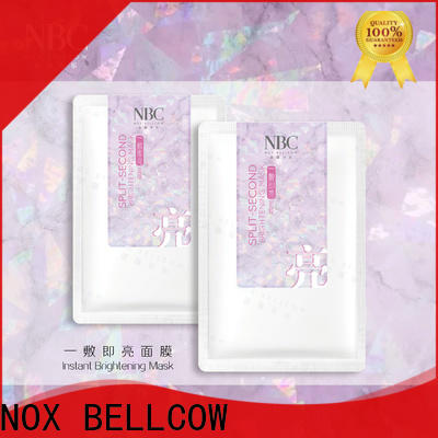 NOX BELLCOW where to buy face masks manufacturers for skincare