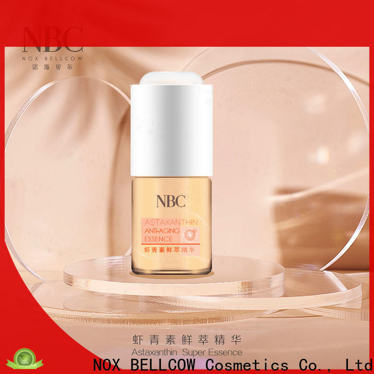 NOX BELLCOW Latest essence skin care Suppliers for skincare