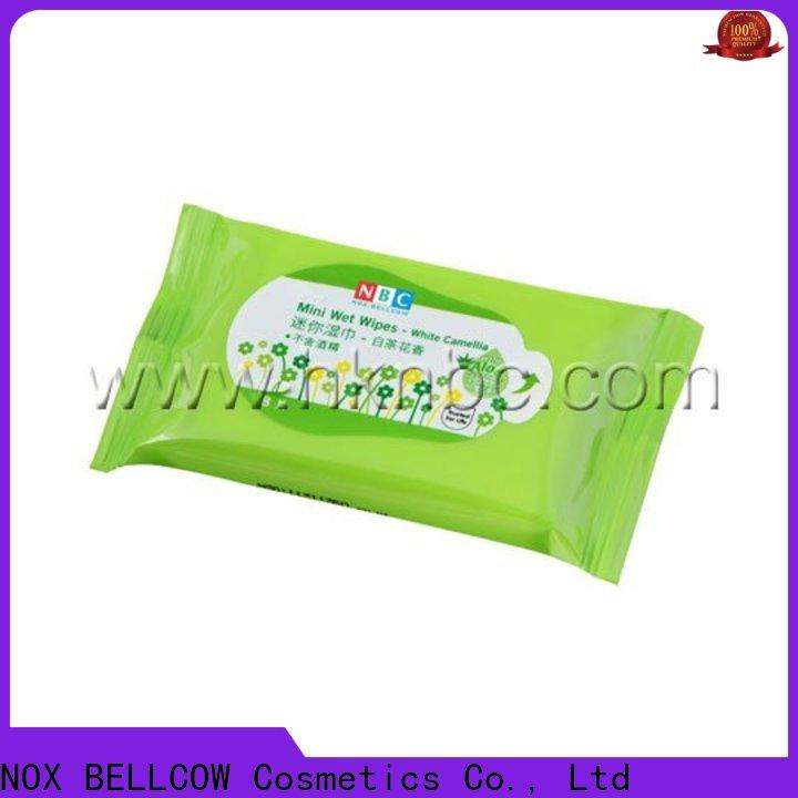 scented best cleansing wipes car manufacturer for adult