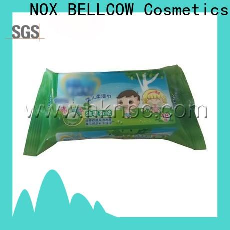 NOX BELLCOW pure baby water wipes manufacturer for ladies
