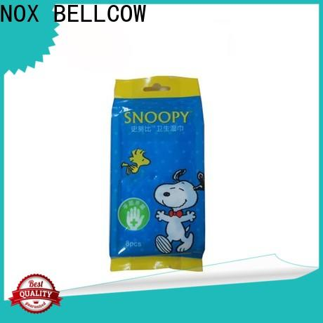 NOX BELLCOW tissues cleansing wipes wholesale for hand