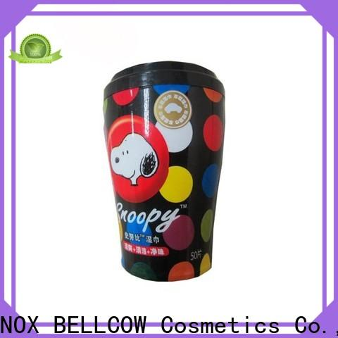 NOX BELLCOW 50s cleansing wipes manufacturer for ladies