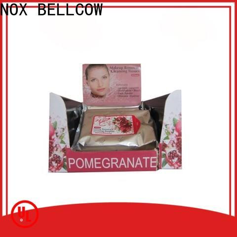 biodegradable makeup wipes for sensitive skin cotton manufacturer for neck