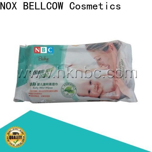 NOX BELLCOW vitamin E newborn baby wipes manufacturer
