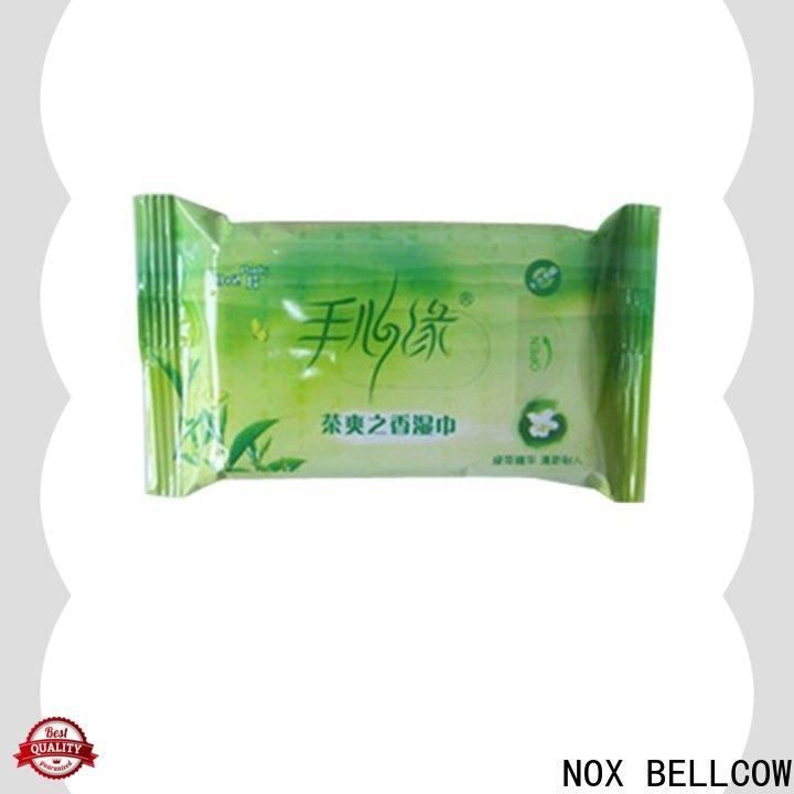 NOX BELLCOW green best facial cleansing wipes manufacturer for man