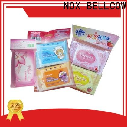 NOX BELLCOW scented best cleansing wipes manufacturer for face