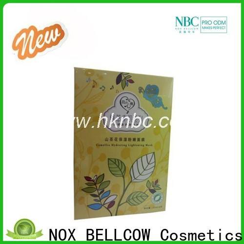NOX BELLCOW oil control korean face mask supplier for home