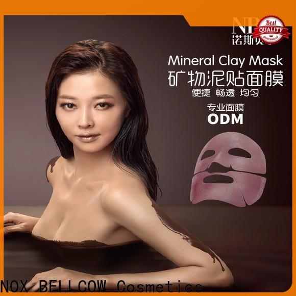 NOX BELLCOW minimizing good face masks series for beauty salon