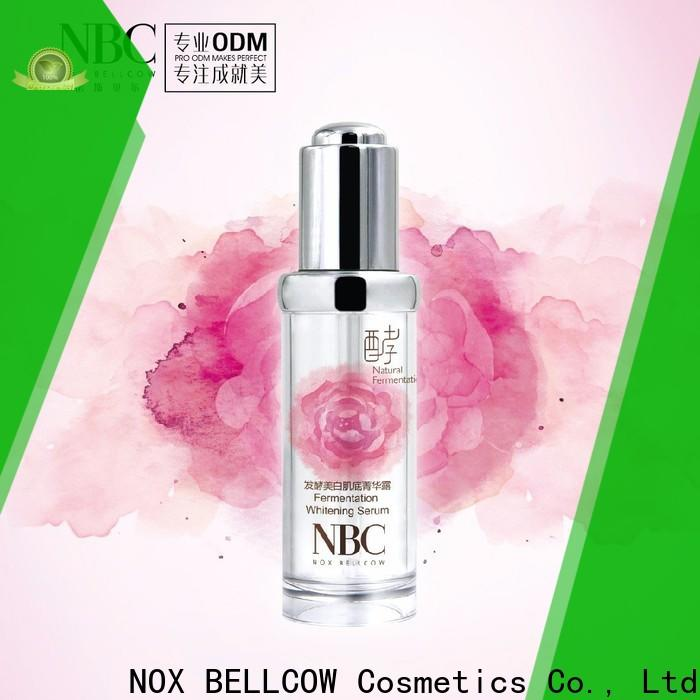 NOX BELLCOW series customized skin care products series for home