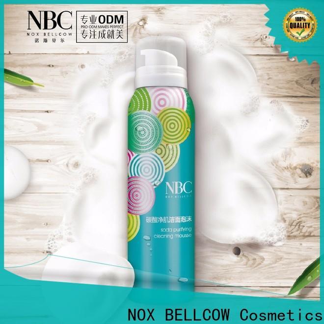 NOX BELLCOW nature custom skin care routine plus for beauty salon