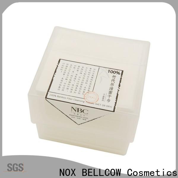 NOX BELLCOW fiber dry wet tissue manufacturer for living room