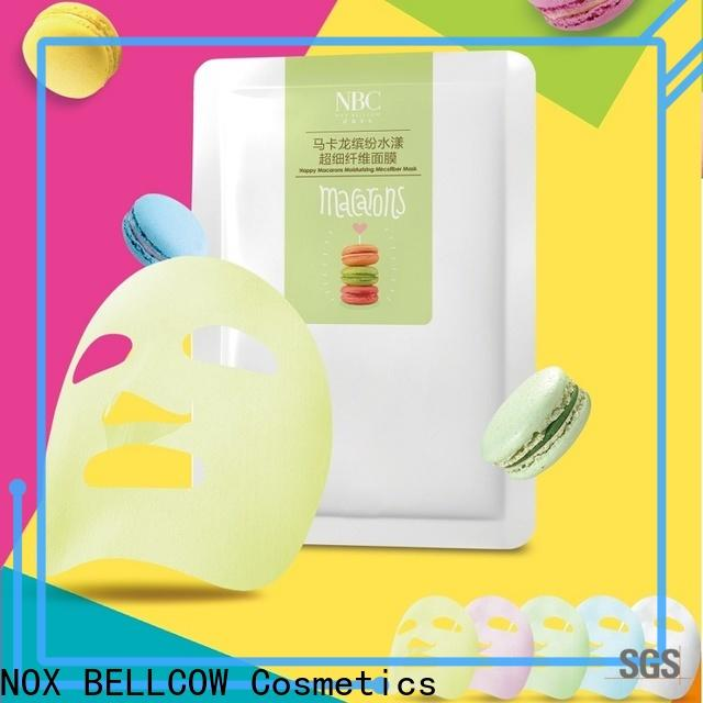 NOX BELLCOW pure best hydrating face mask wholesale for man